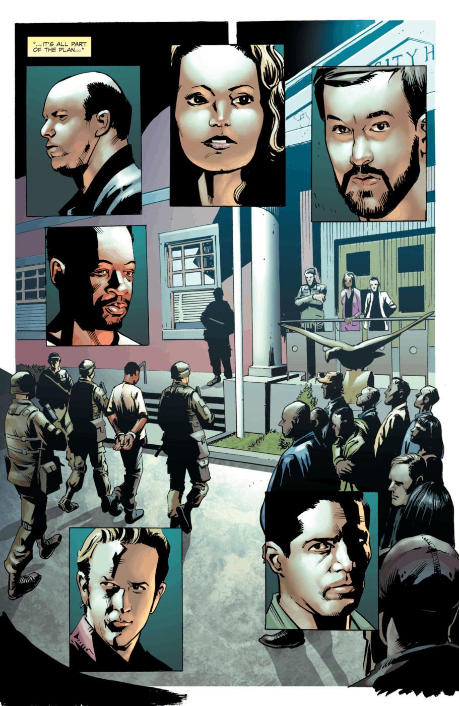 Read online Jericho Season 4 comic -  Issue #2 - 18