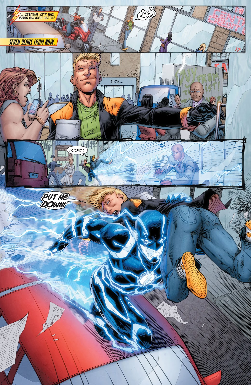 Read online The Flash (2011) comic -  Issue # _TPB 6 (Part 2) - 3