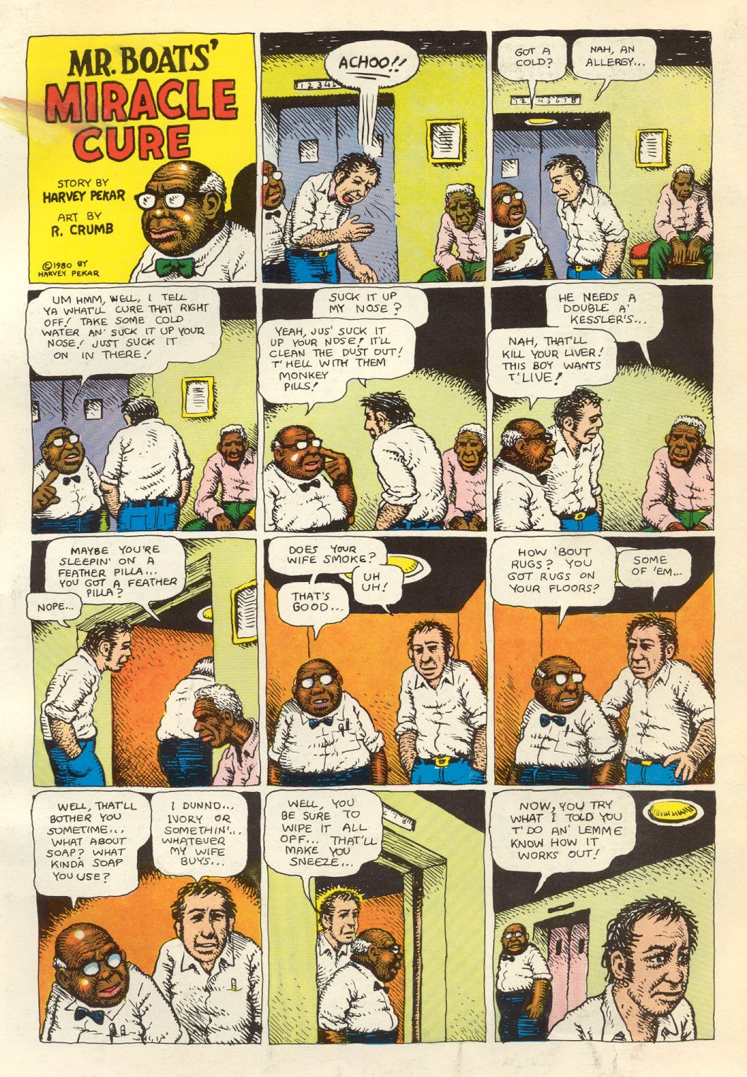 American Splendor (1976) issue 5 - Page 61