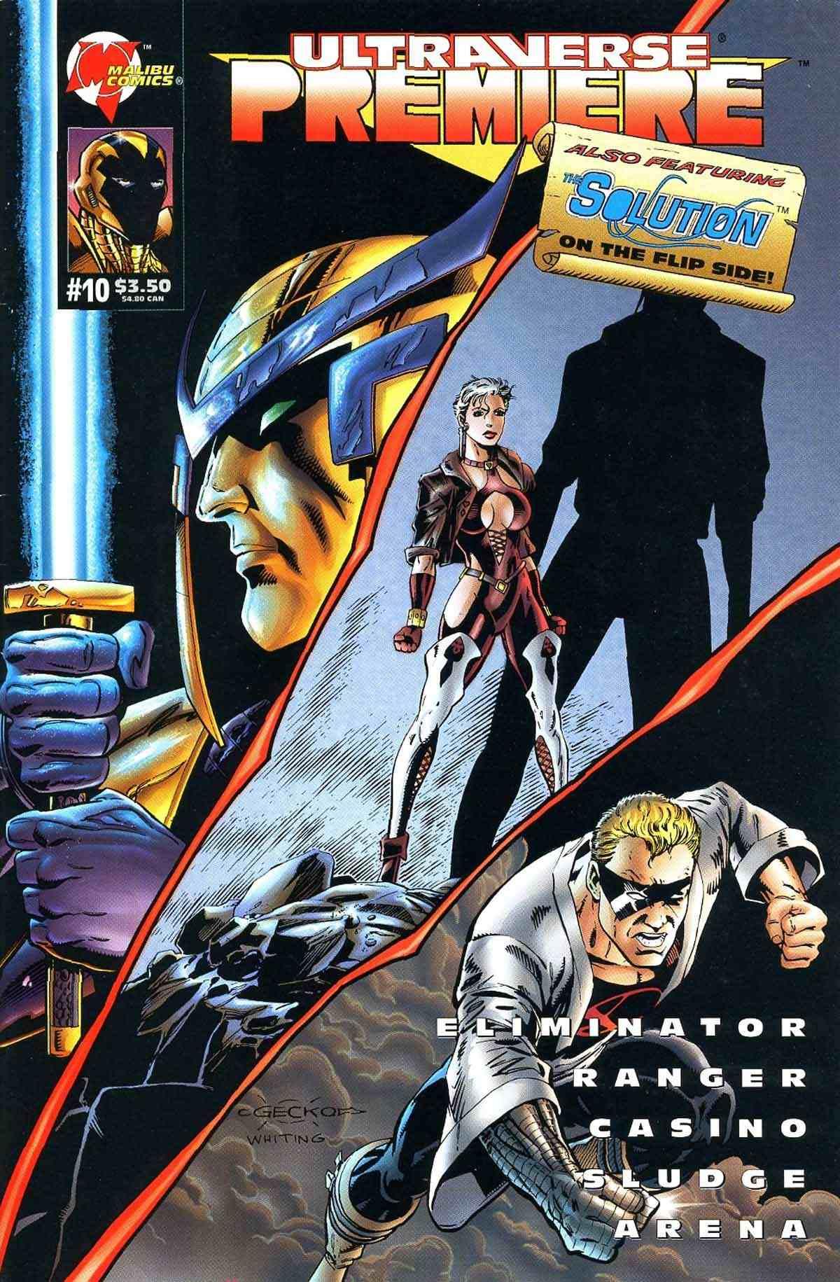 Read online Ultraverse Premiere comic -  Issue #10 - 1