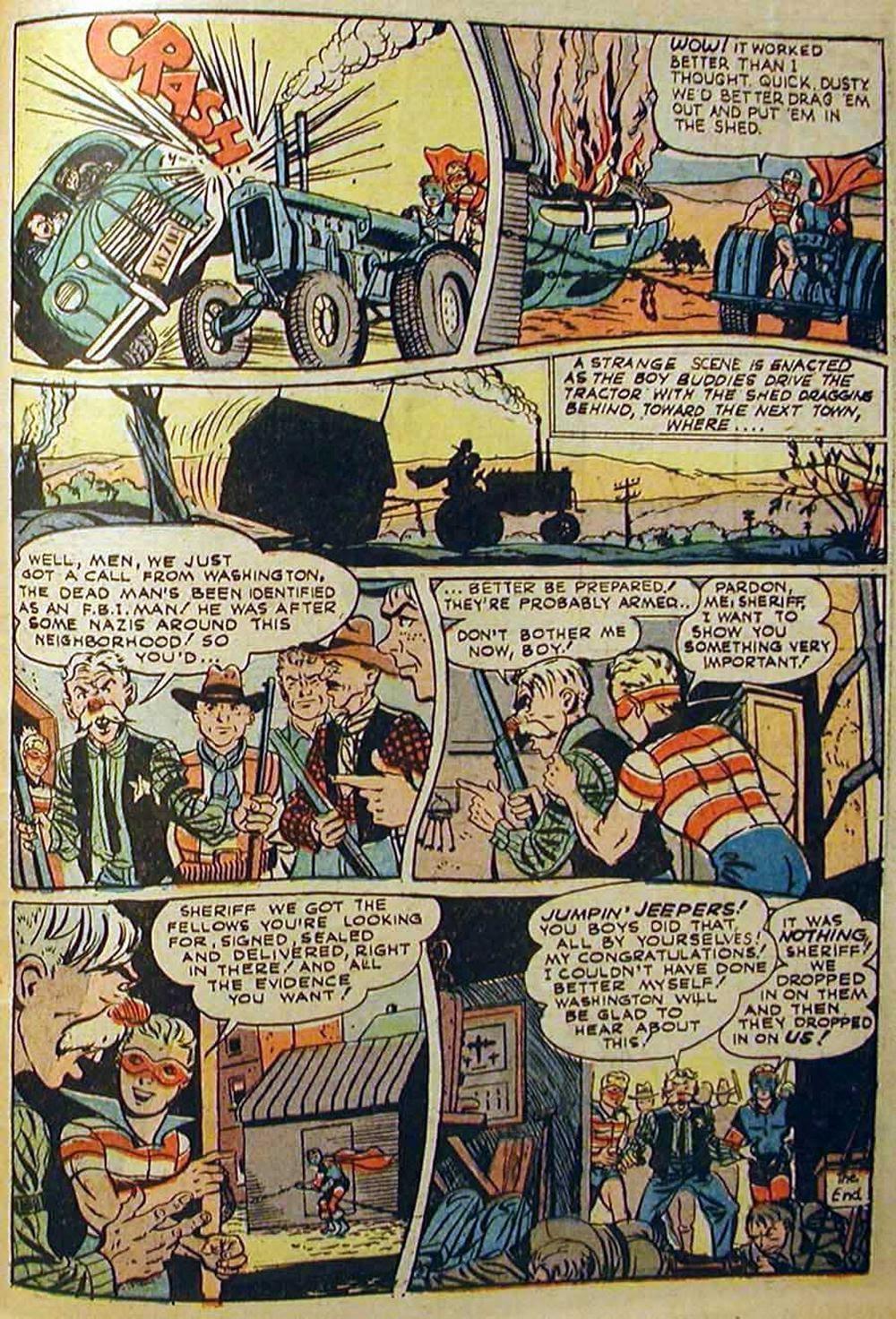 Hangman Comics issue 5 - Page 65