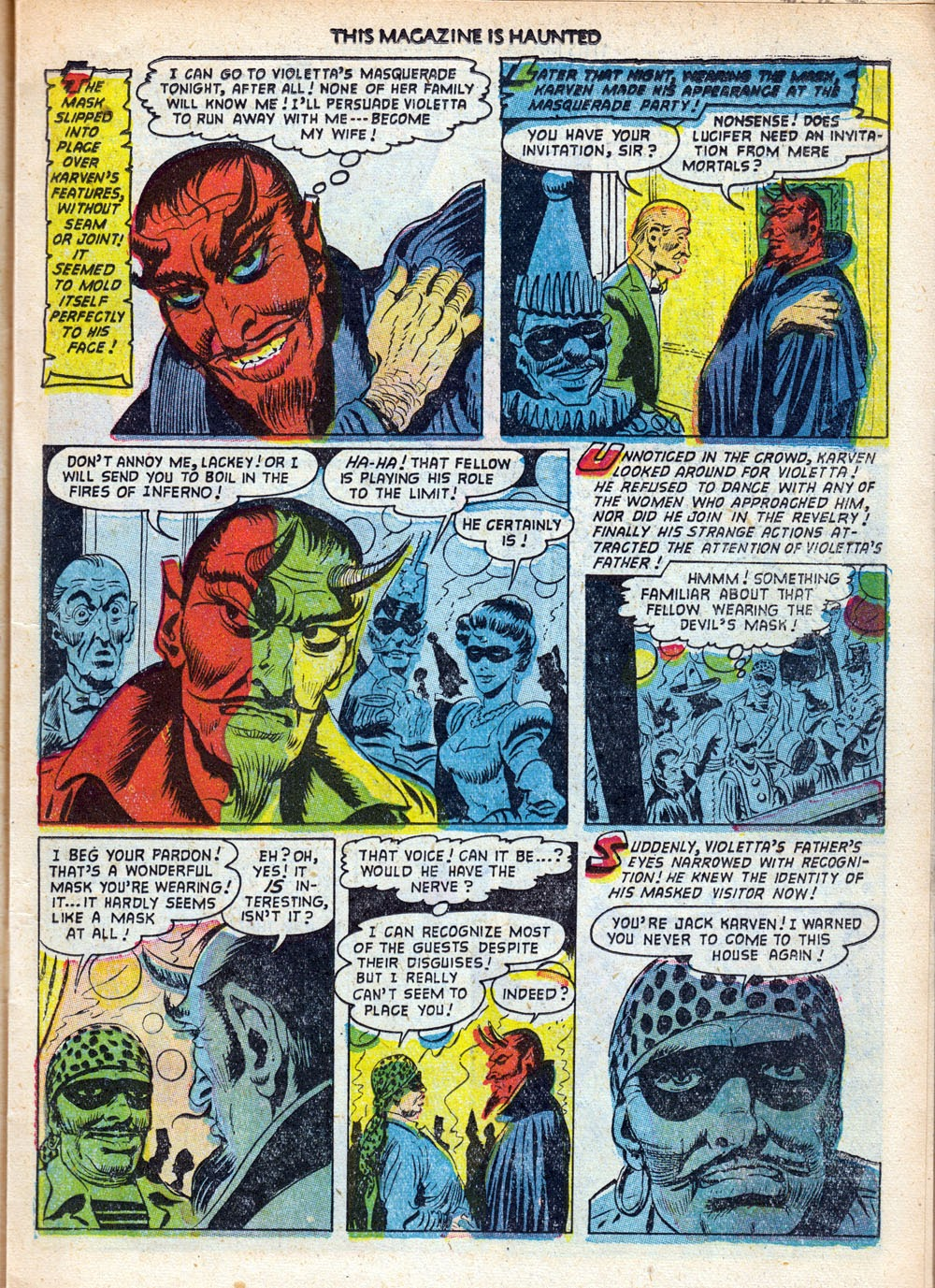 Read online This Magazine Is Haunted comic -  Issue #9 - 15