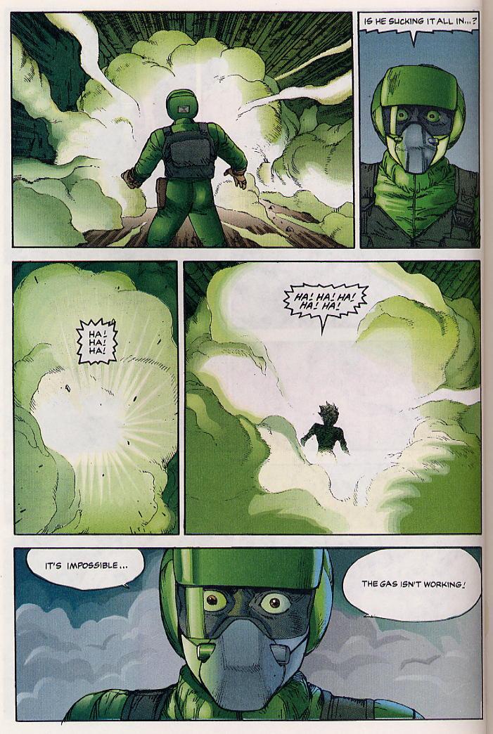 Read online Akira comic -  Issue #32 - 21