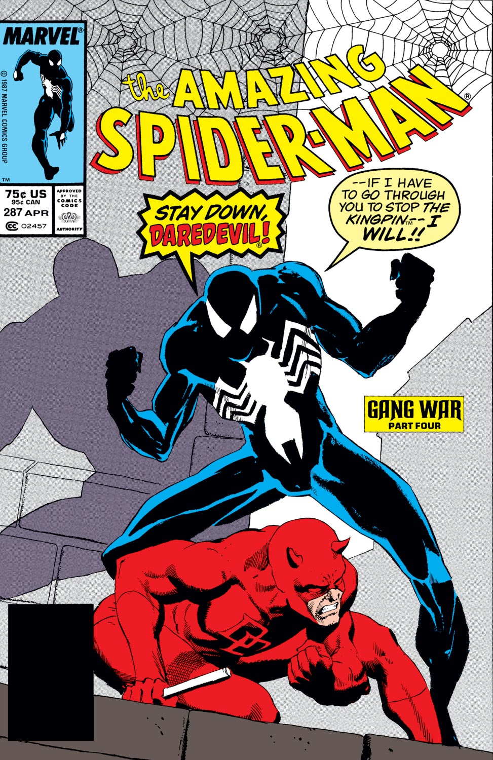 The Amazing Spider-Man (1963) 287 Page 1