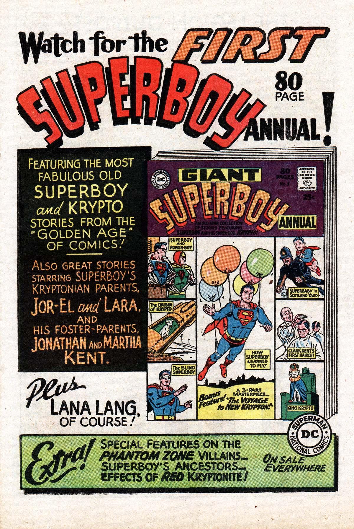 Read online Adventure Comics (1938) comic -  Issue #322 - 23