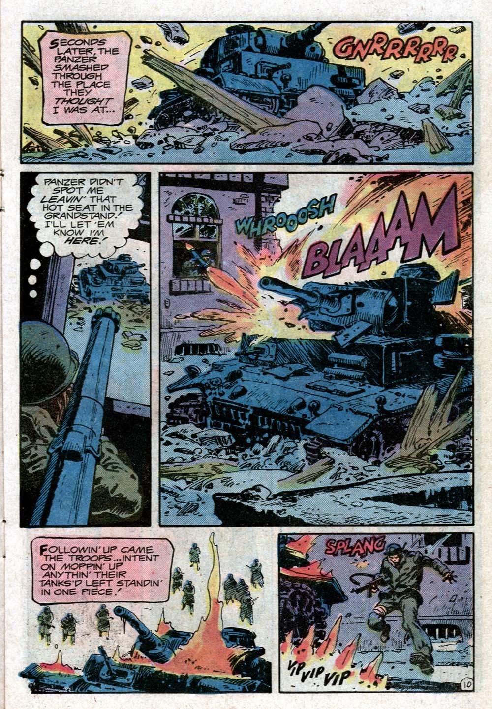 Read online Sgt. Rock comic -  Issue #352 - 13