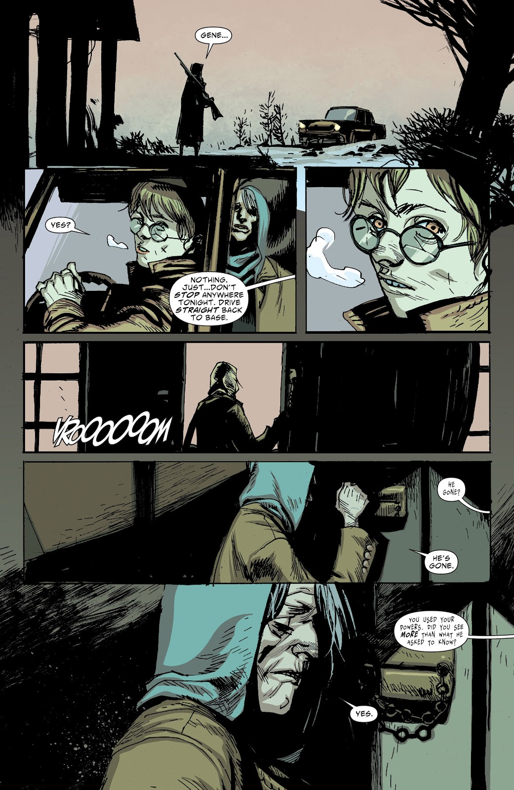 American Vampire issue 34 - Page 18