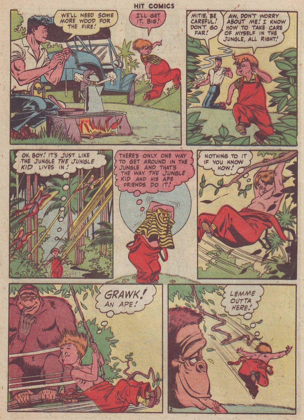Read online Hit Comics comic -  Issue #51 - 22