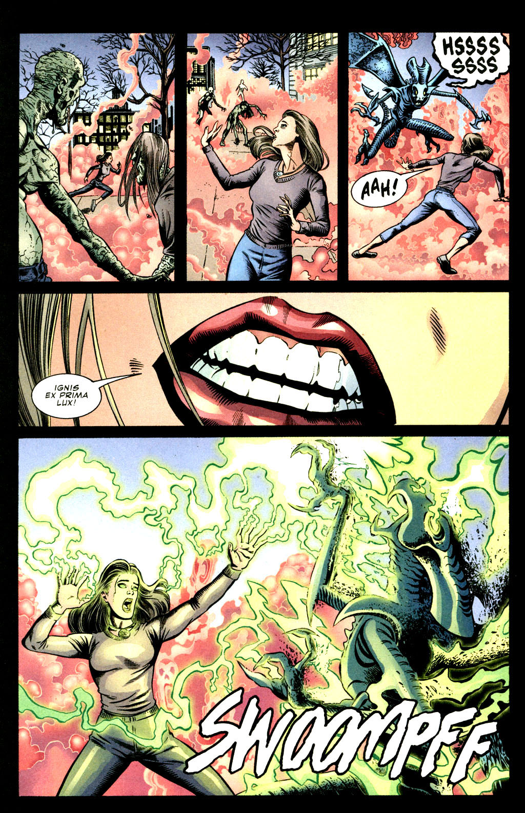 Read online Doctor Fate (2003) comic -  Issue #3 - 12