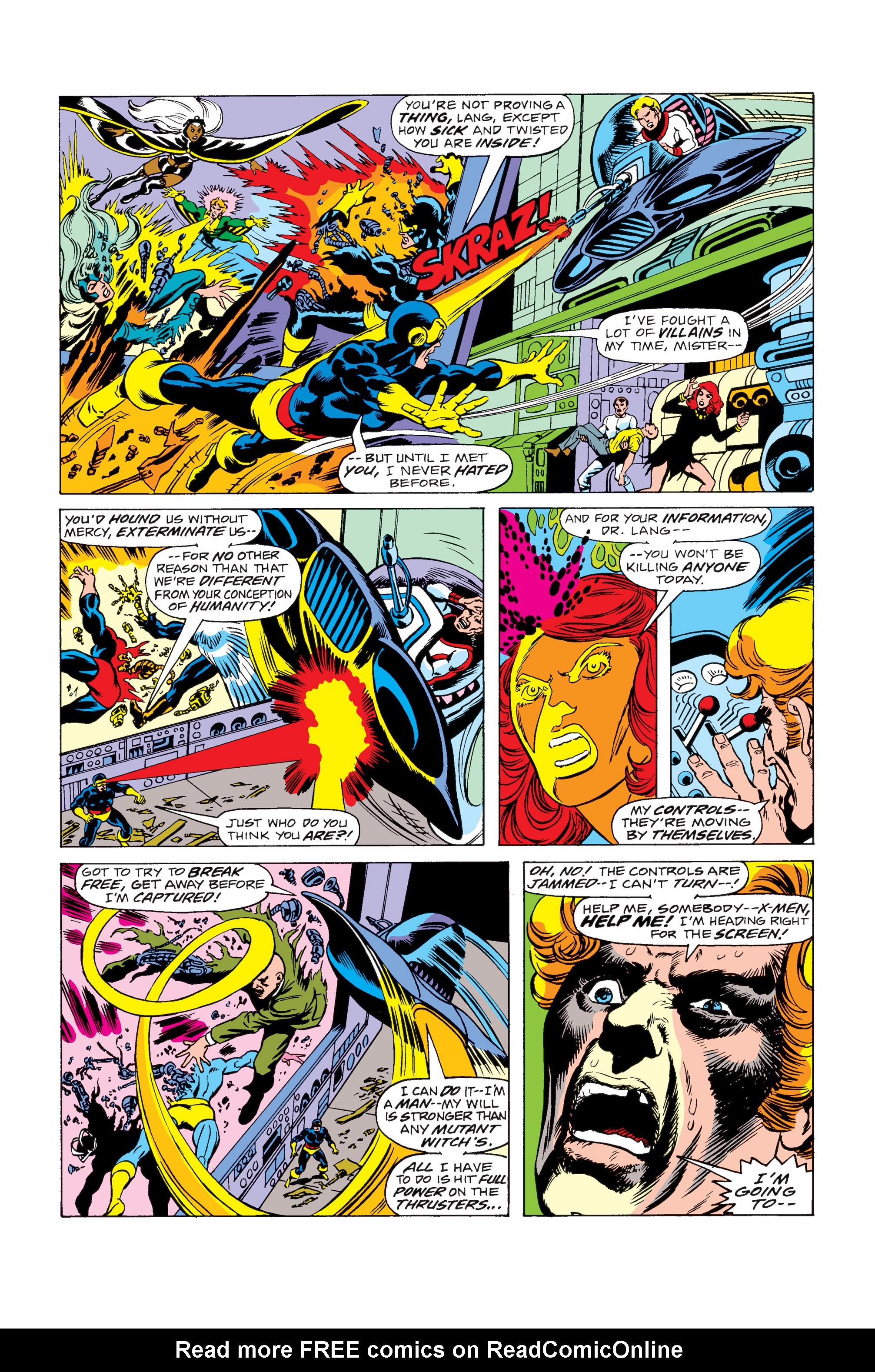 Uncanny X-Men (1963) 100 Page 11