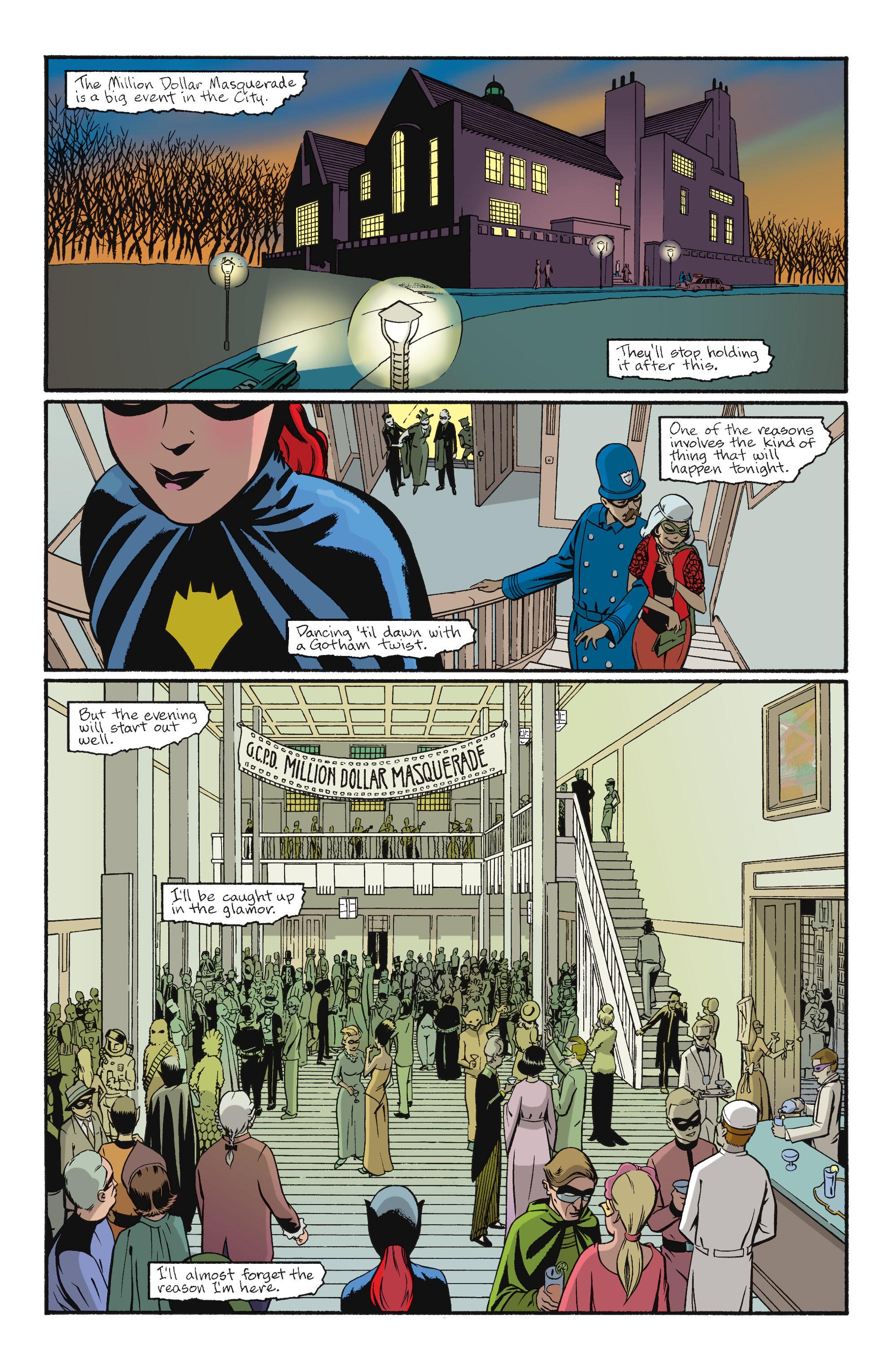 Read online Batgirl/Robin: Year One comic -  Issue # TPB 2 - 26