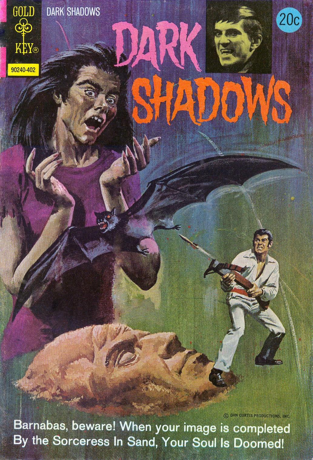 Dark Shadows (1969) 24 Page 1