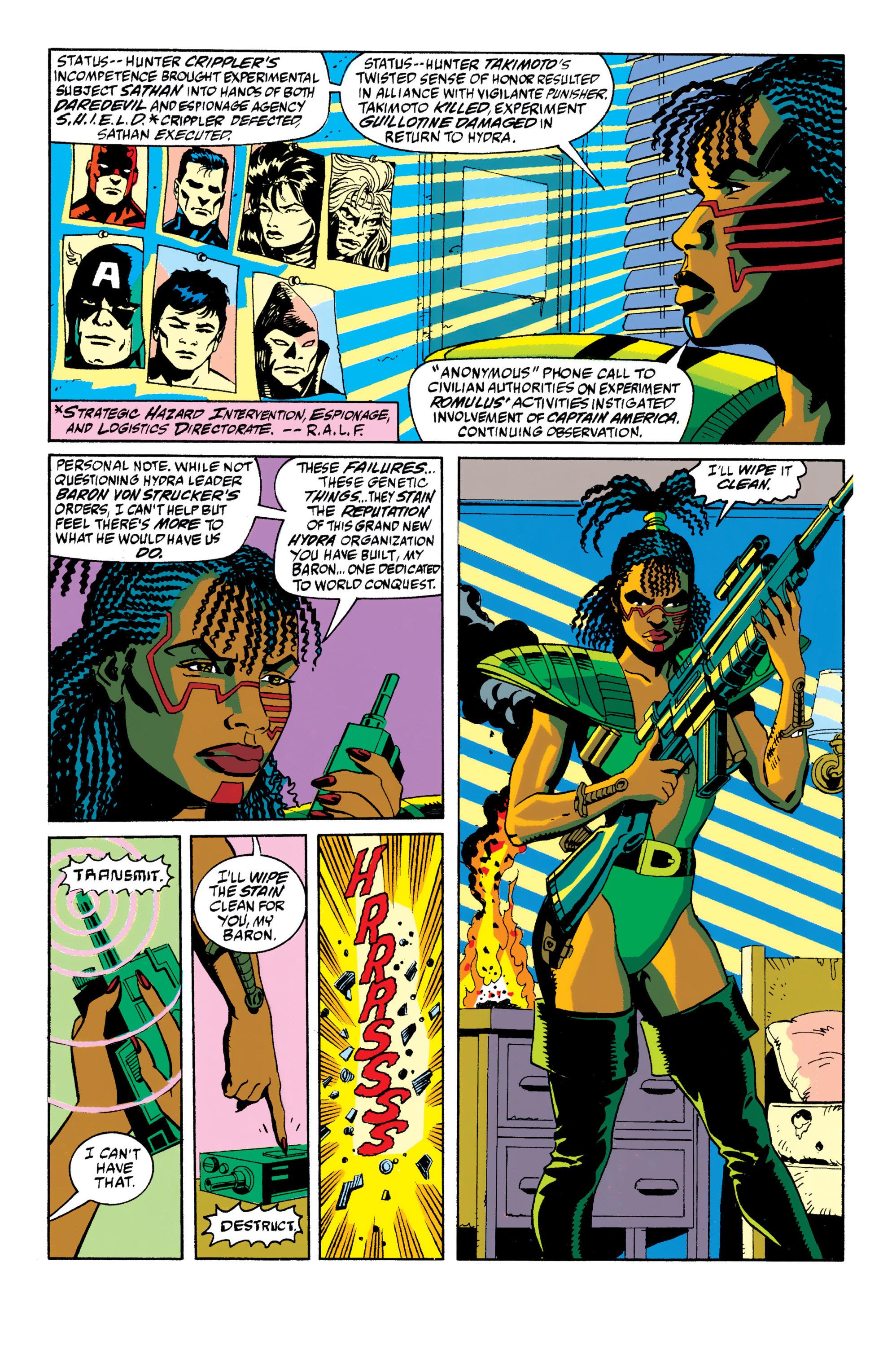 Read online Captain America (1968) comic -  Issue # _Annual 10 - 13