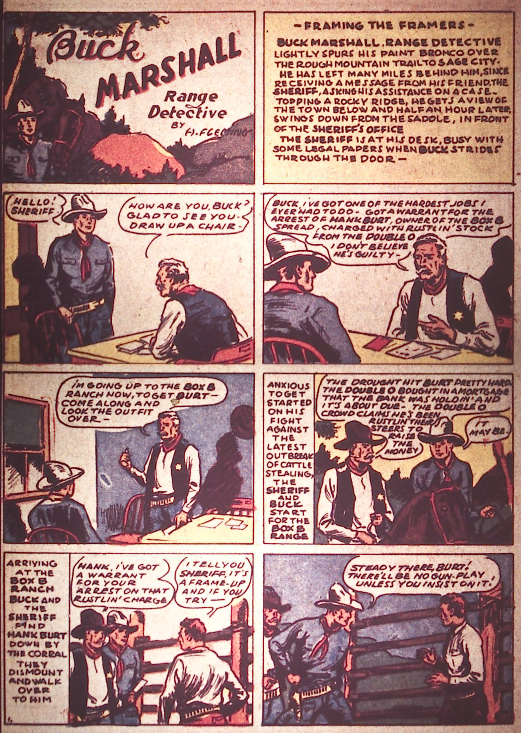 Detective Comics (1937) 14 Page 9
