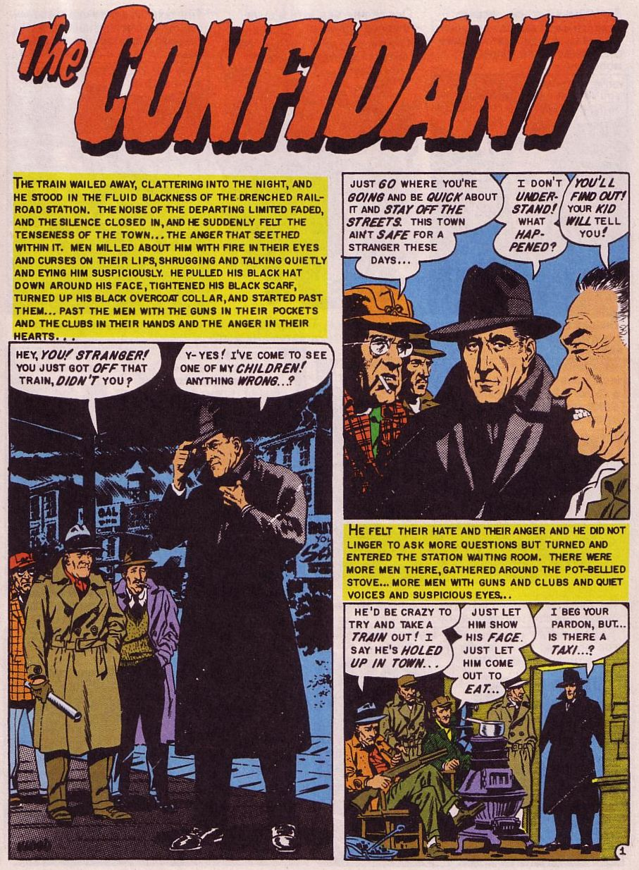 Read online Shock SuspenStories comic -  Issue #15 - 10