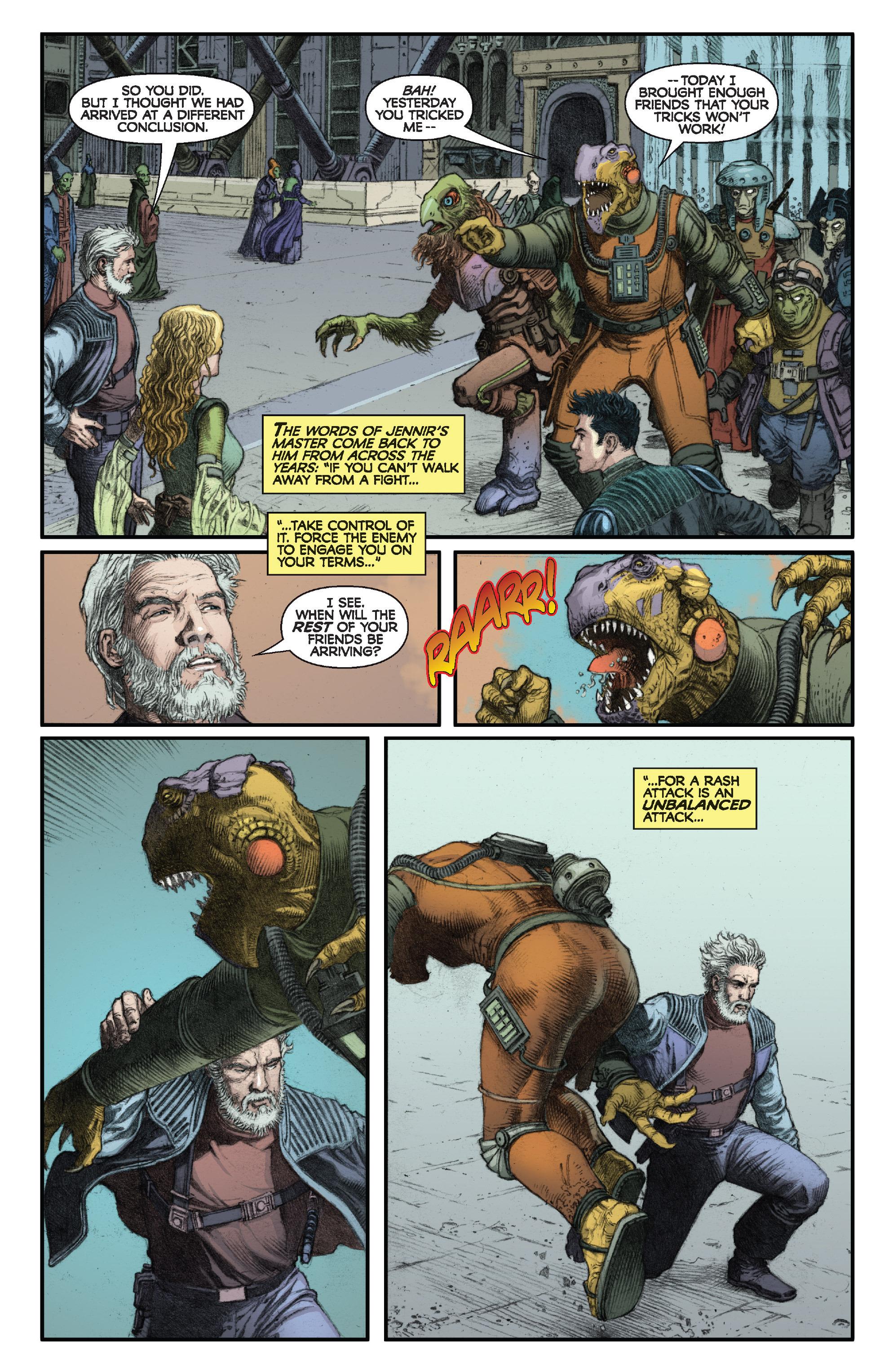 Read online Star Wars Omnibus comic -  Issue # Vol. 31 - 340