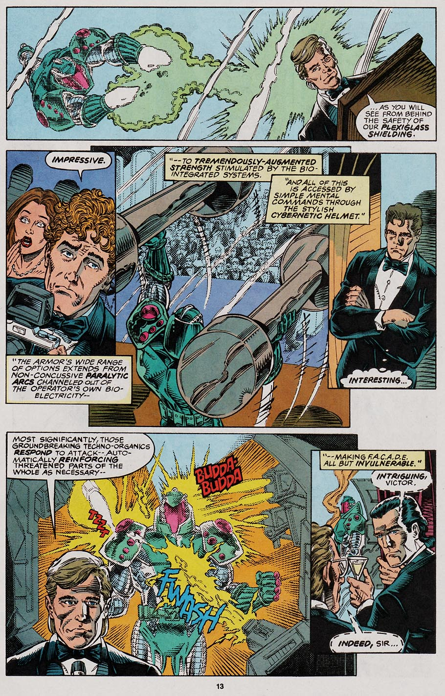 Web of Spider-Man (1985) Issue #113 #123 - English 10
