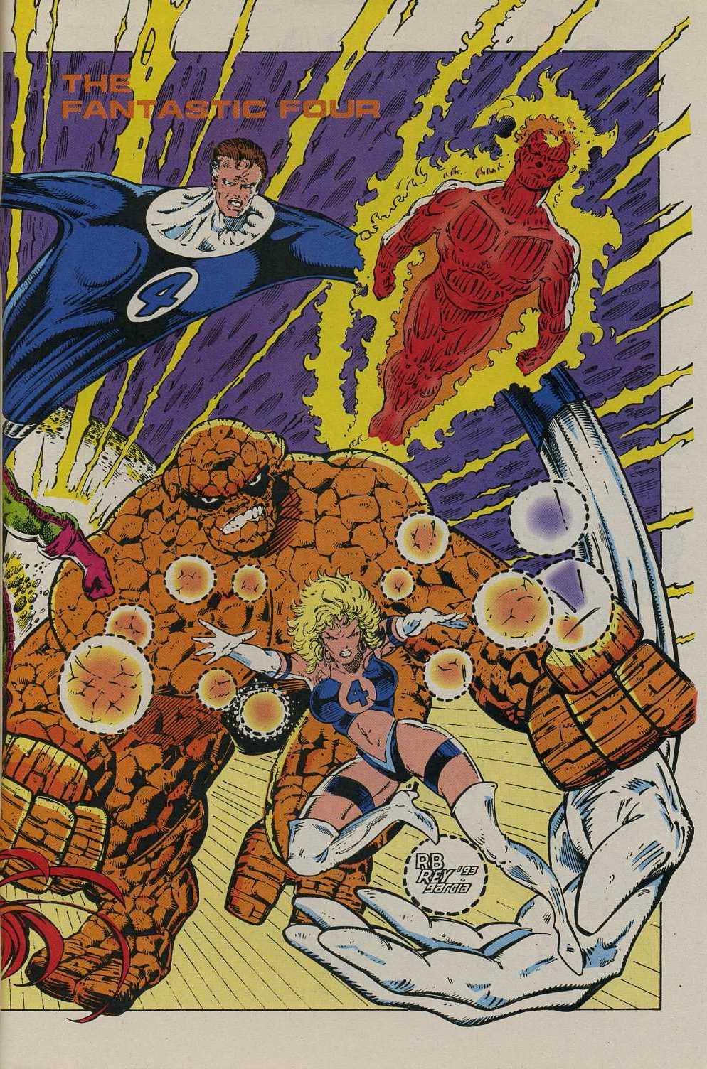 Read online Avengers Strike File comic -  Issue # Full - 30