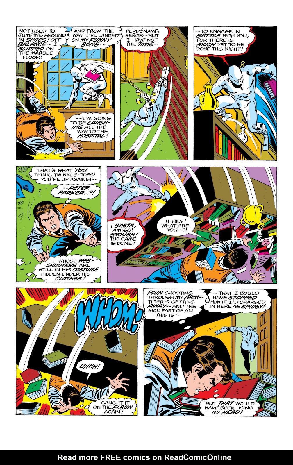 Read online Marvel Masterworks: The Spectacular Spider-Man comic -  Issue # TPB (Part 2) - 45