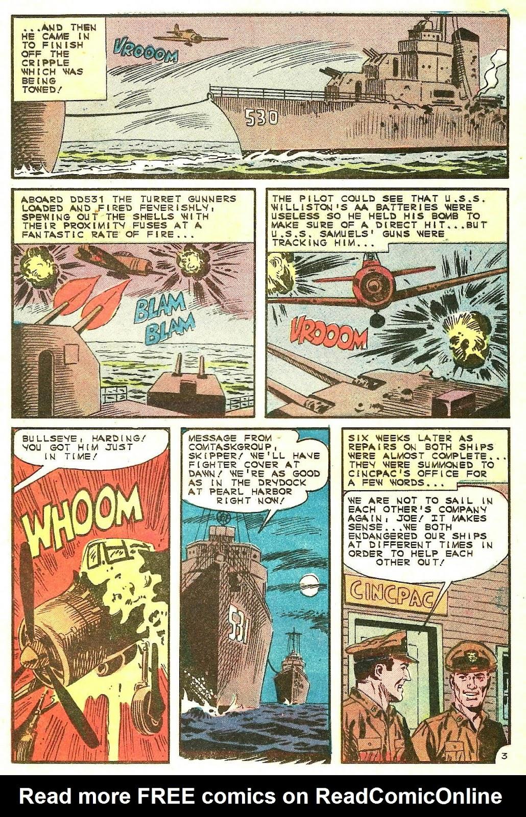Read online Fightin' Navy comic -  Issue #125 - 17