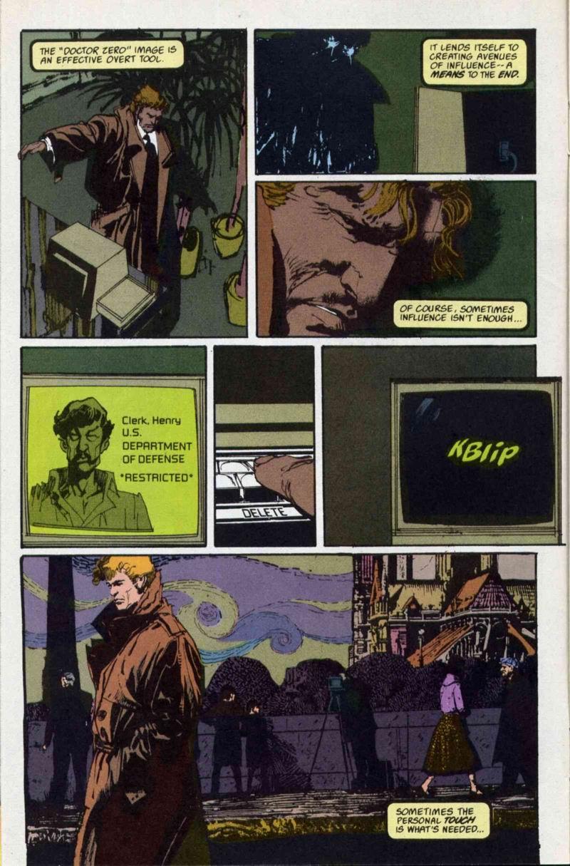 Read online Doctor Zero comic -  Issue #2 - 8