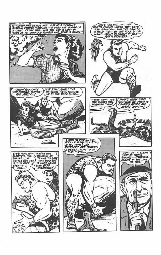 Read online Men of Mystery Comics comic -  Issue #24 - 26
