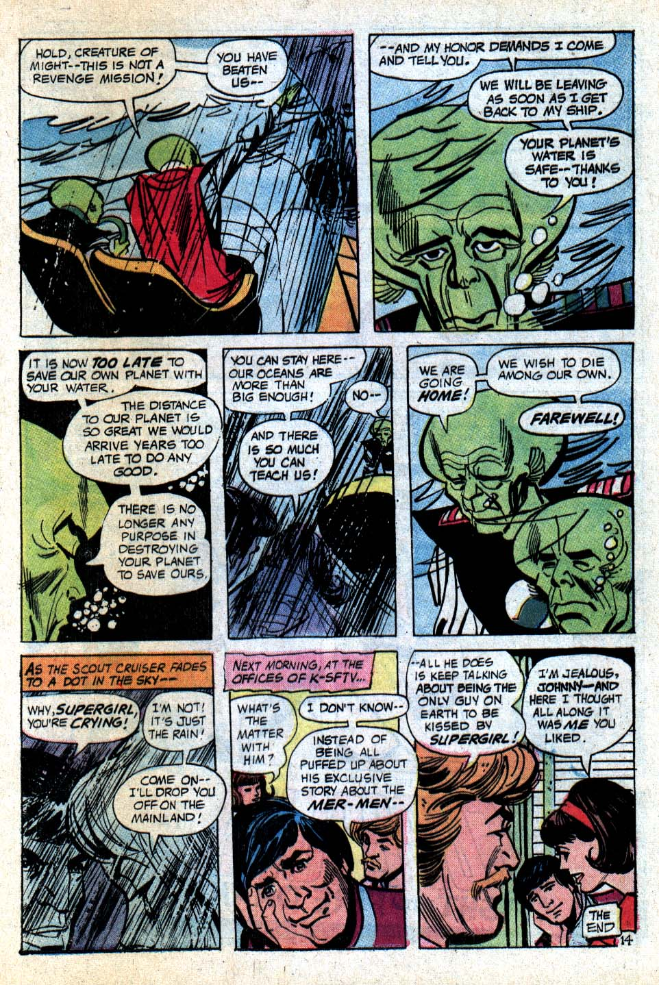 Read online Adventure Comics (1938) comic -  Issue #409 - 17
