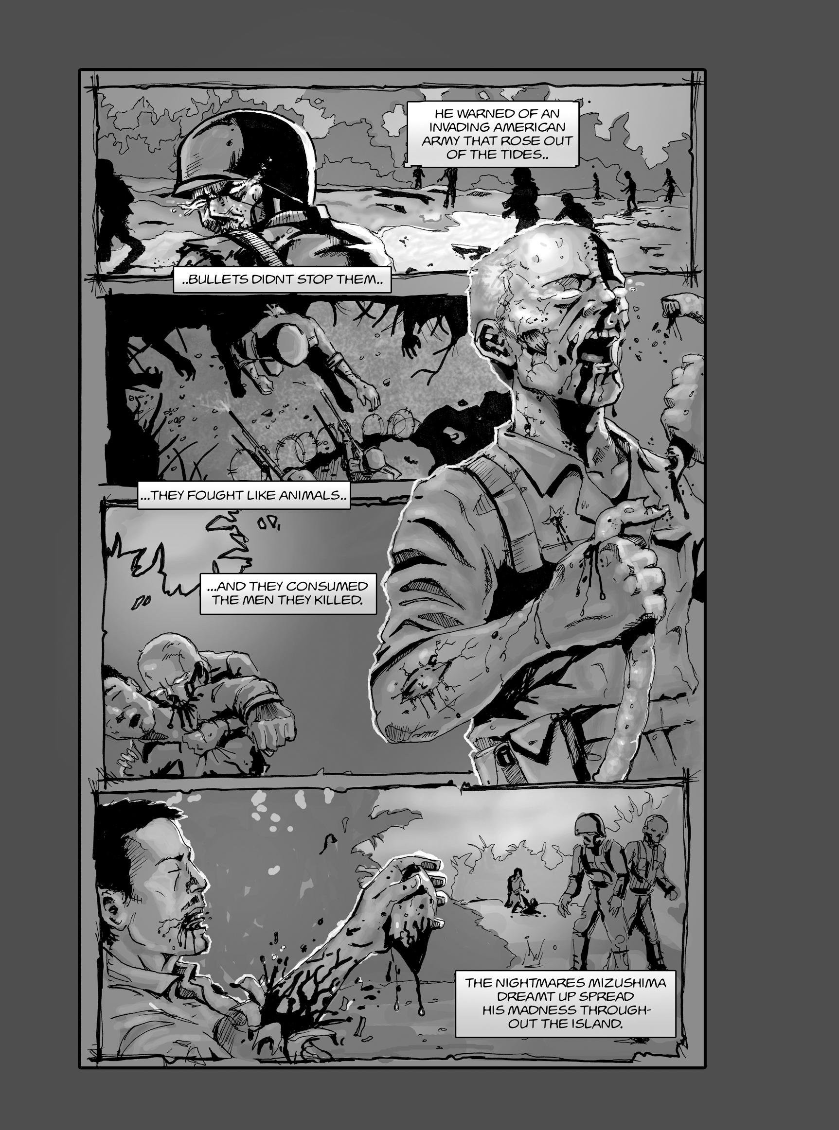 Read online FUBAR comic -  Issue #2 - 221