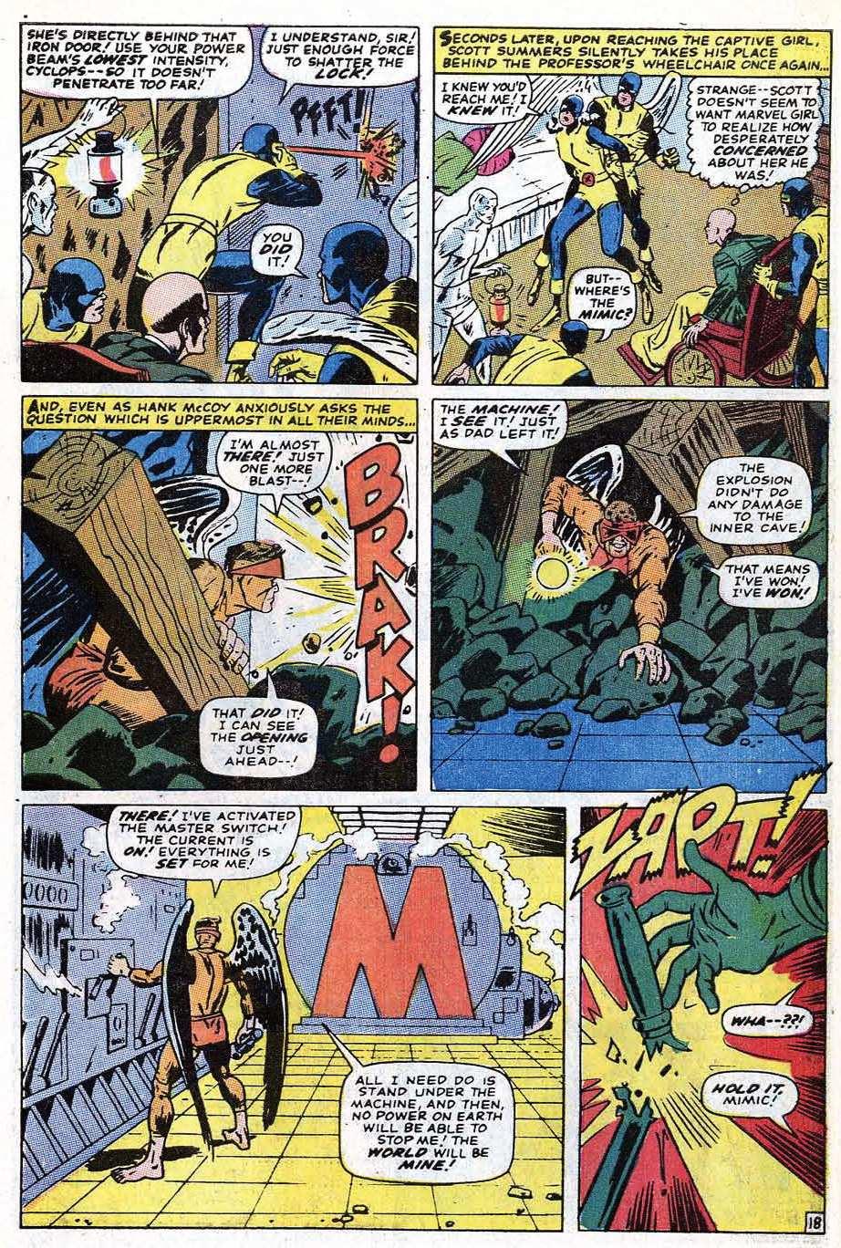 Read online Uncanny X-Men (1963) comic -  Issue #69 - 48