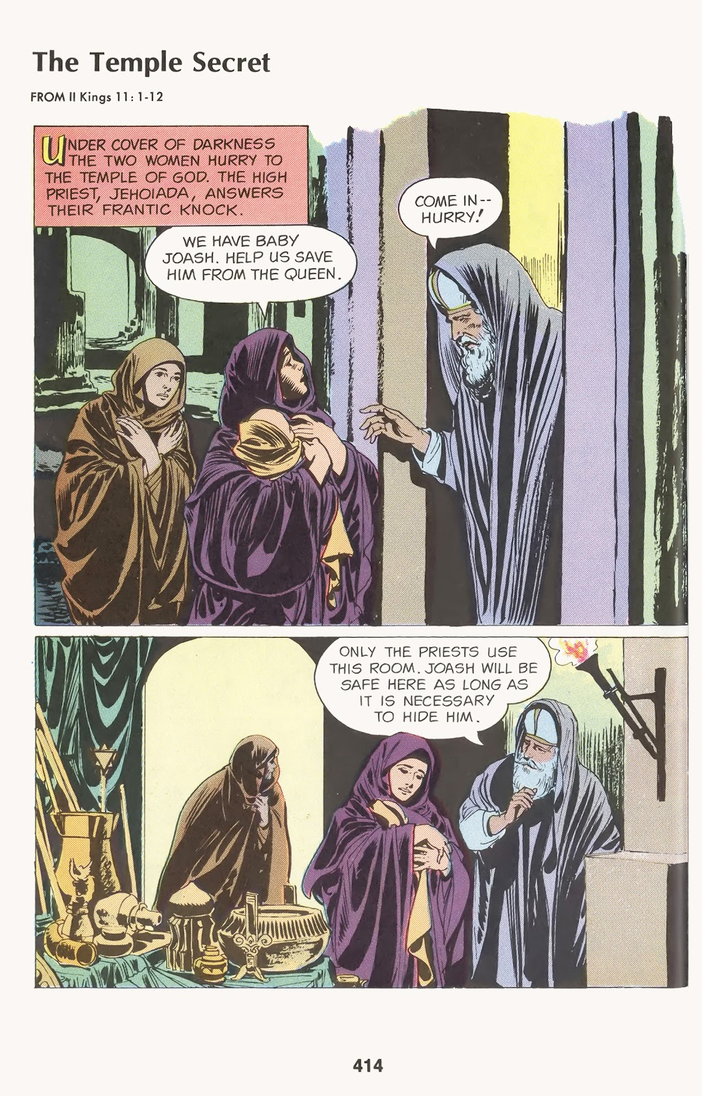 The Picture Bible issue TPB (Part 5) - Page 17
