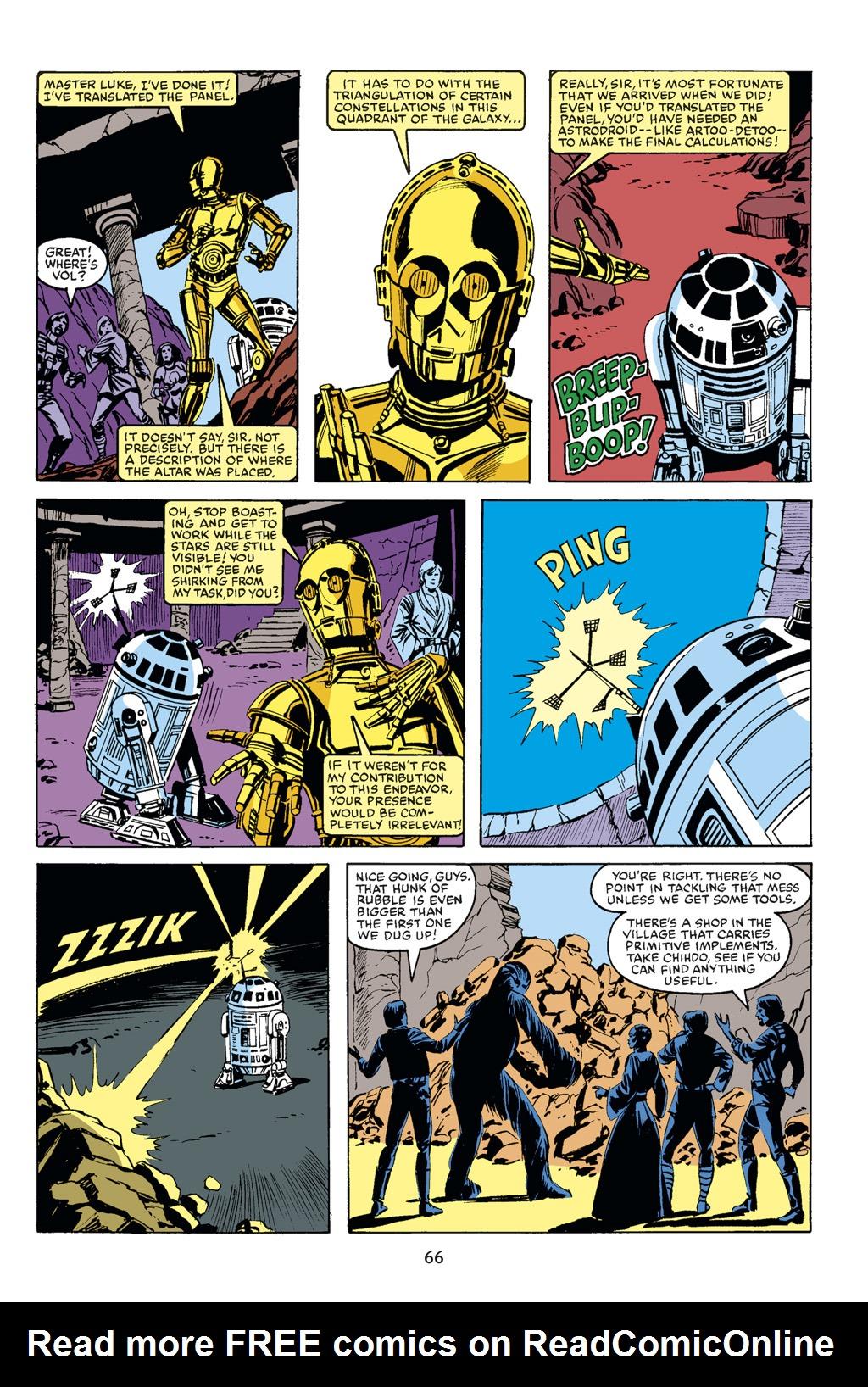 Read online Star Wars Omnibus comic -  Issue # Vol. 18 - 58