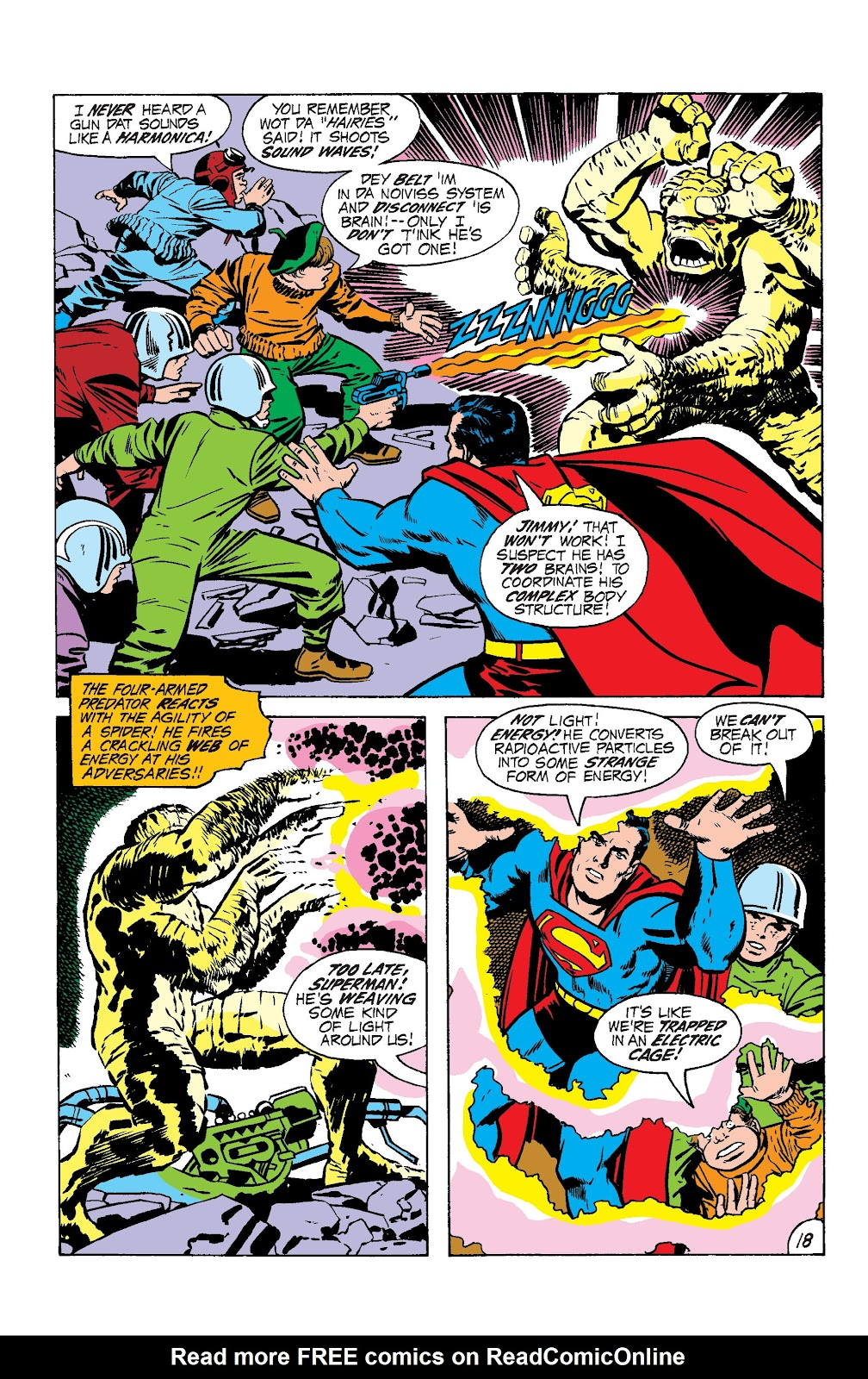 Read online Superman's Pal, Jimmy Olsen by Jack Kirby comic -  Issue # TPB (Part 2) - 16