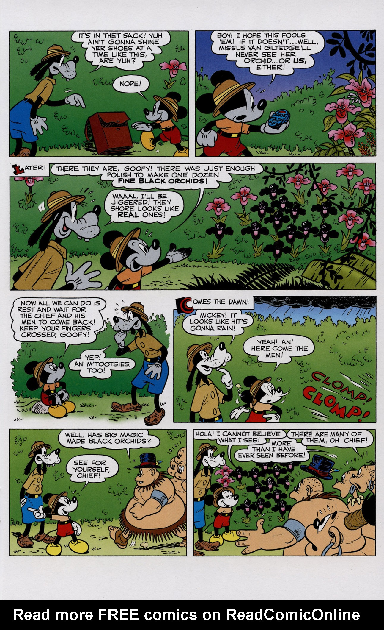 Read online Mickey Mouse (2011) comic -  Issue #307 - 17