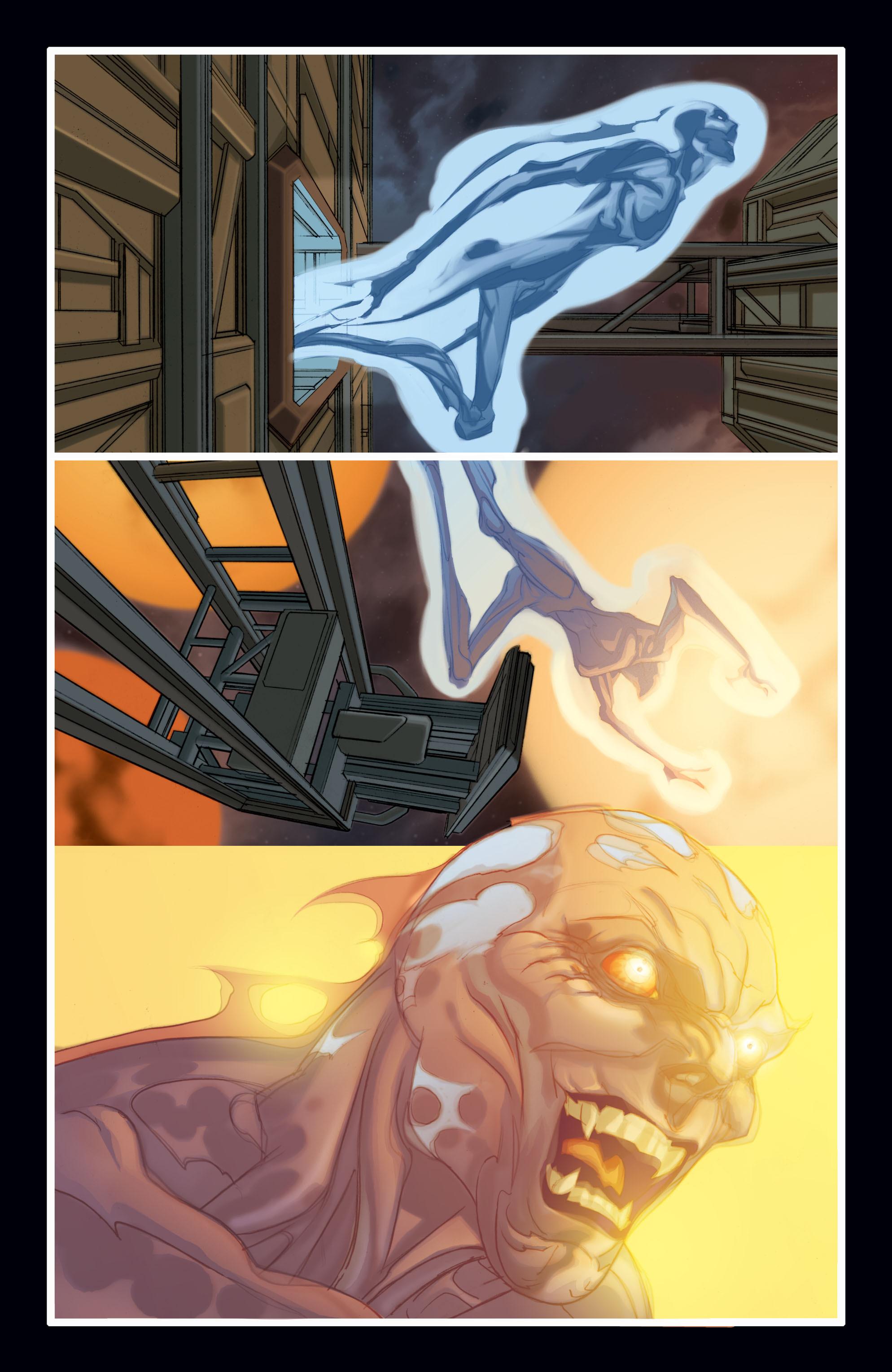 Read online Adam Strange (2004) comic -  Issue #7 - 14