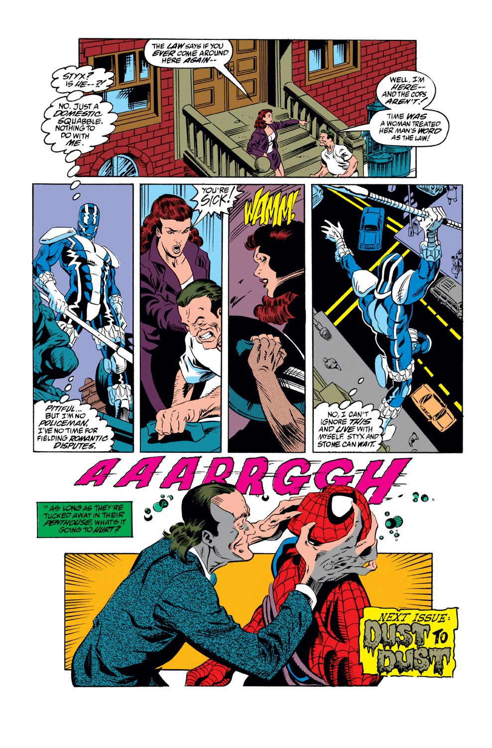 The Amazing Spider-Man (1963) 376 Page 22