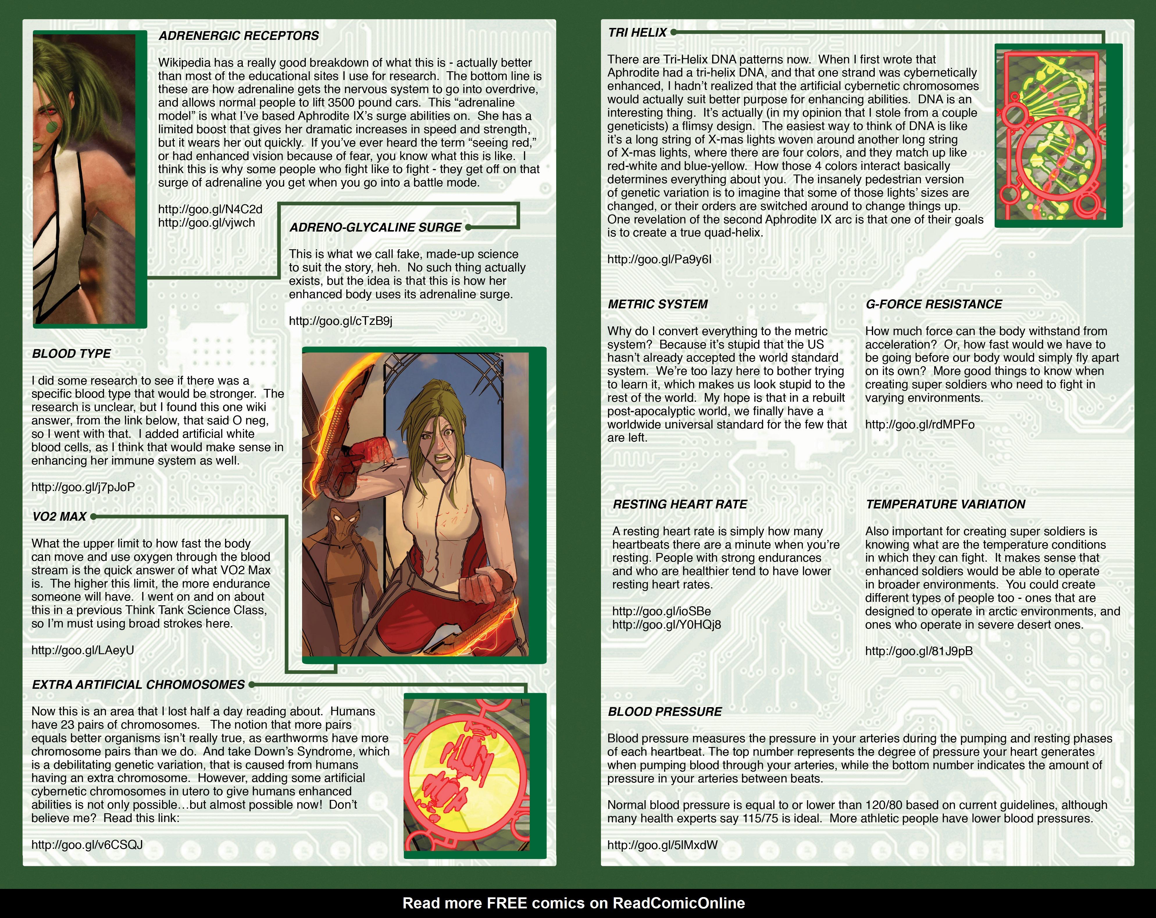 Read online Aphrodite IX (2013) comic -  Issue #Aphrodite IX (2013) _TPB 2 - 135