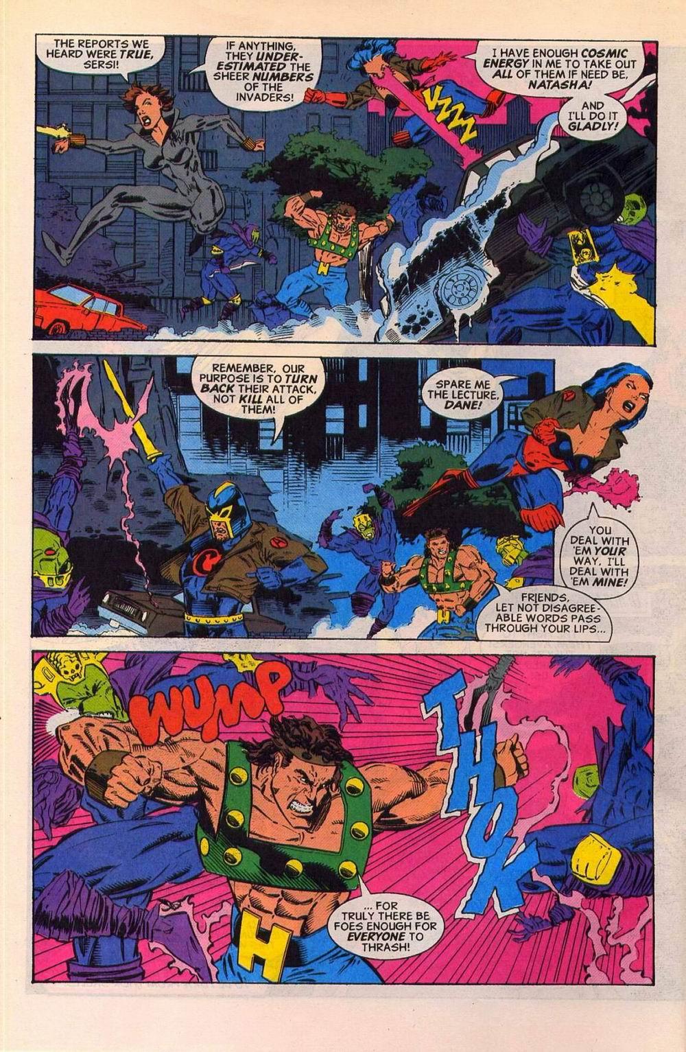 Read online Sleepwalker comic -  Issue #27 - 5