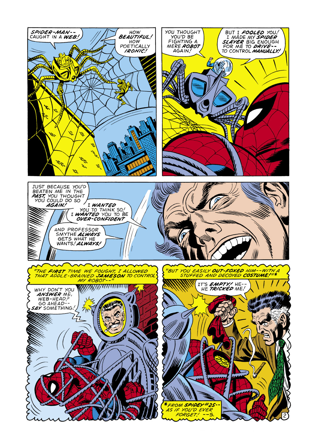 The Amazing Spider-Man (1963) 107 Page 2