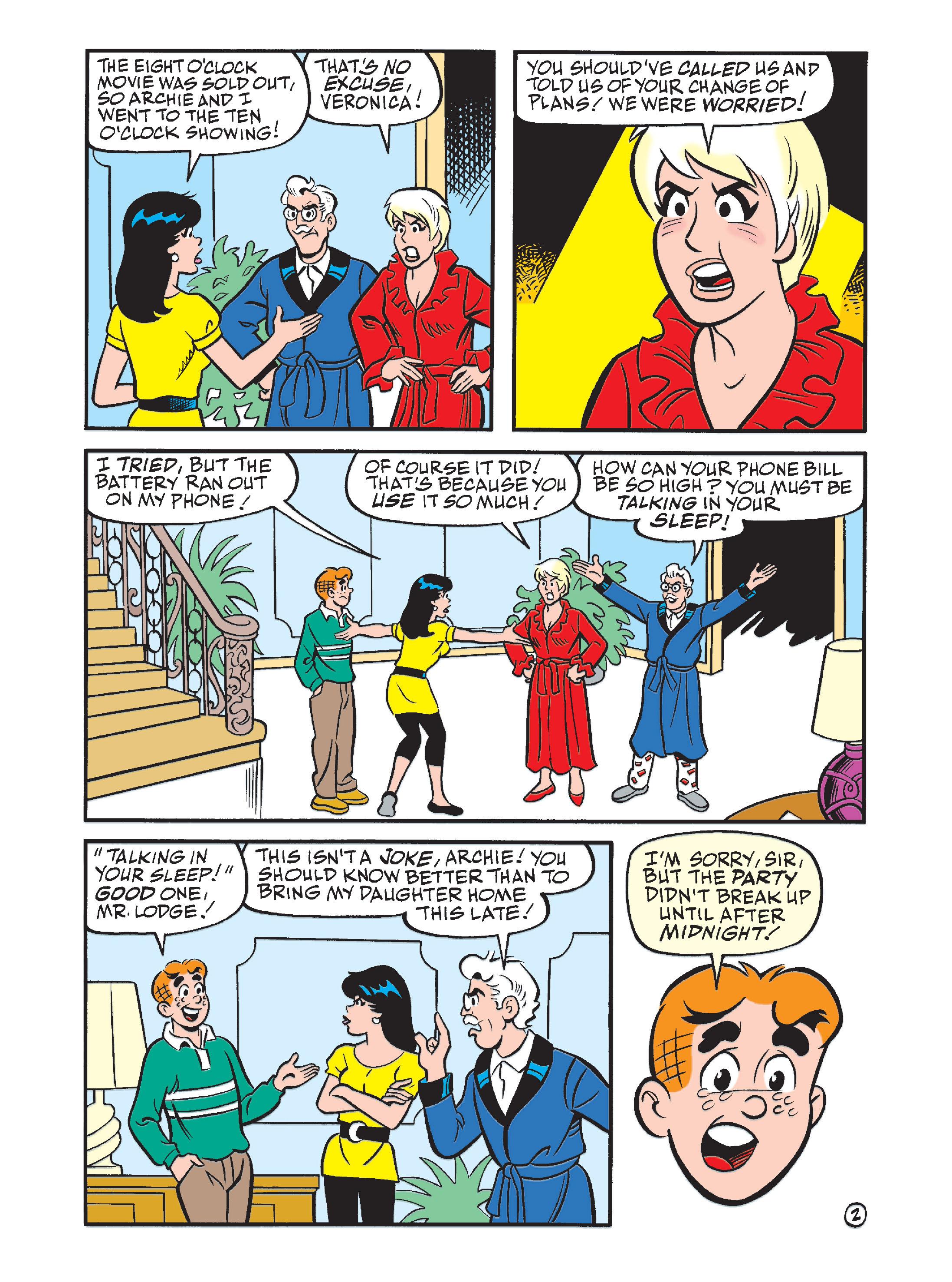 Read online Archie 1000 Page Comics Bonanza comic -  Issue #1 (Part 1) - 42