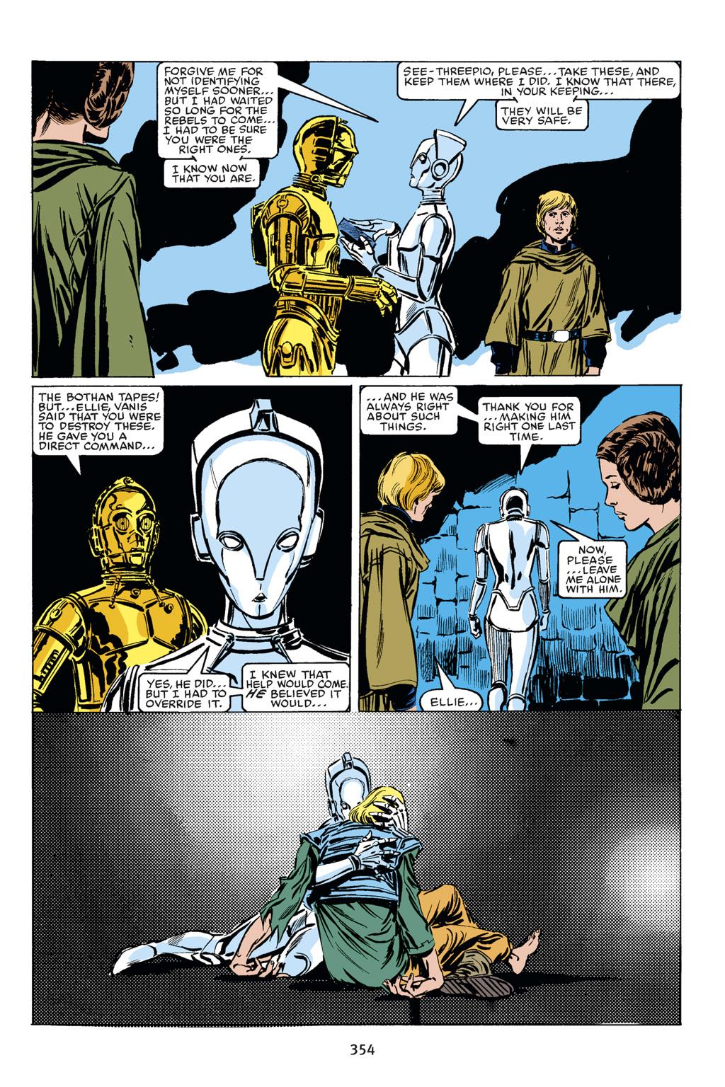 Read online Star Wars Omnibus comic -  Issue # Vol. 18.5 - 73