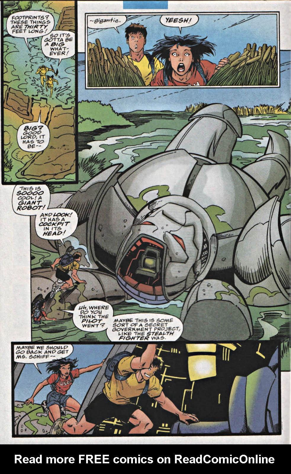 Wild Thing (1999) issue 5 - Page 6