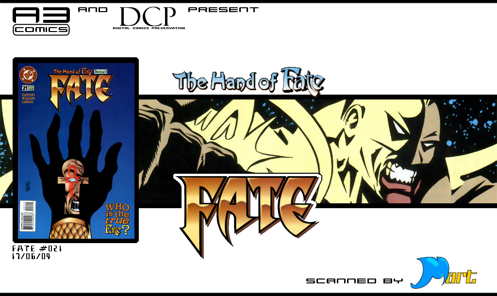 Read online Fate comic -  Issue #21 - 26