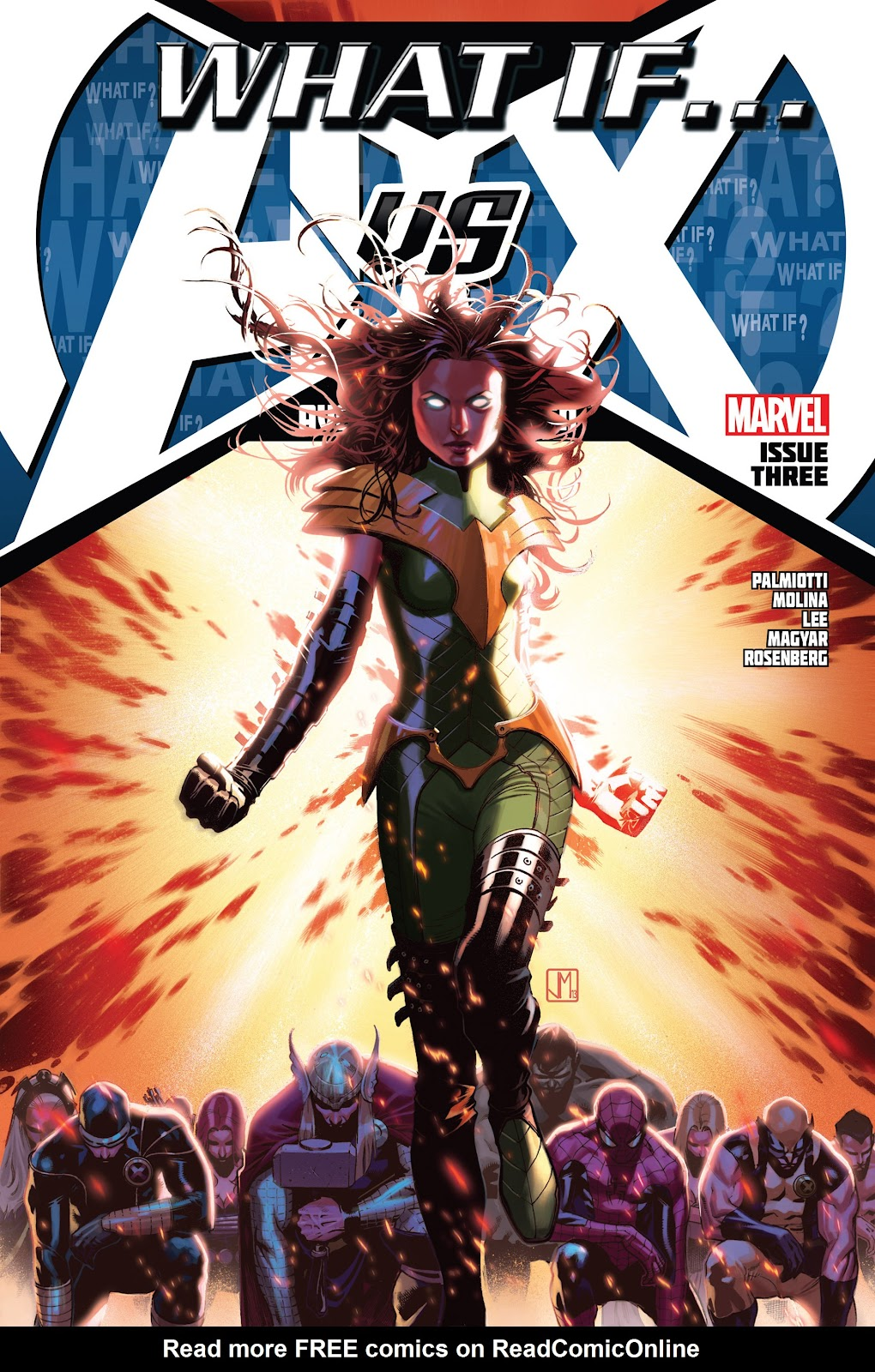 Read online What If? AvX comic -  Issue #3 - 1