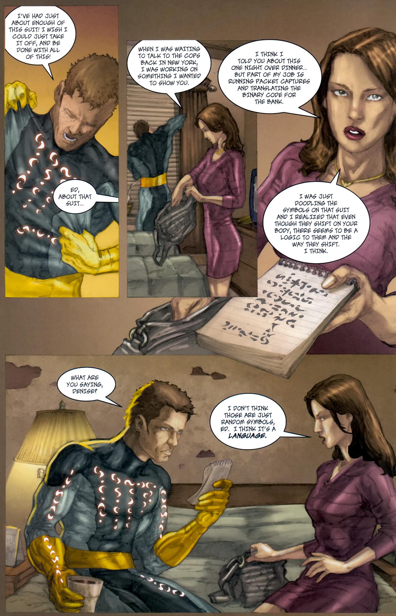 Read online Phoenix comic -  Issue #3 - 15