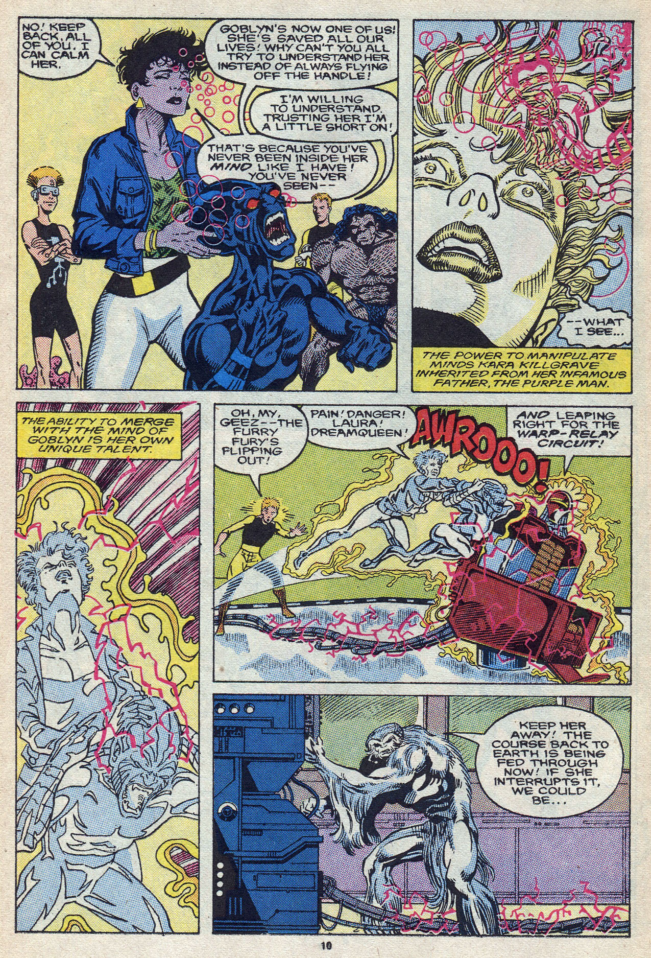 Read online Alpha Flight (1983) comic -  Issue #58 - 12