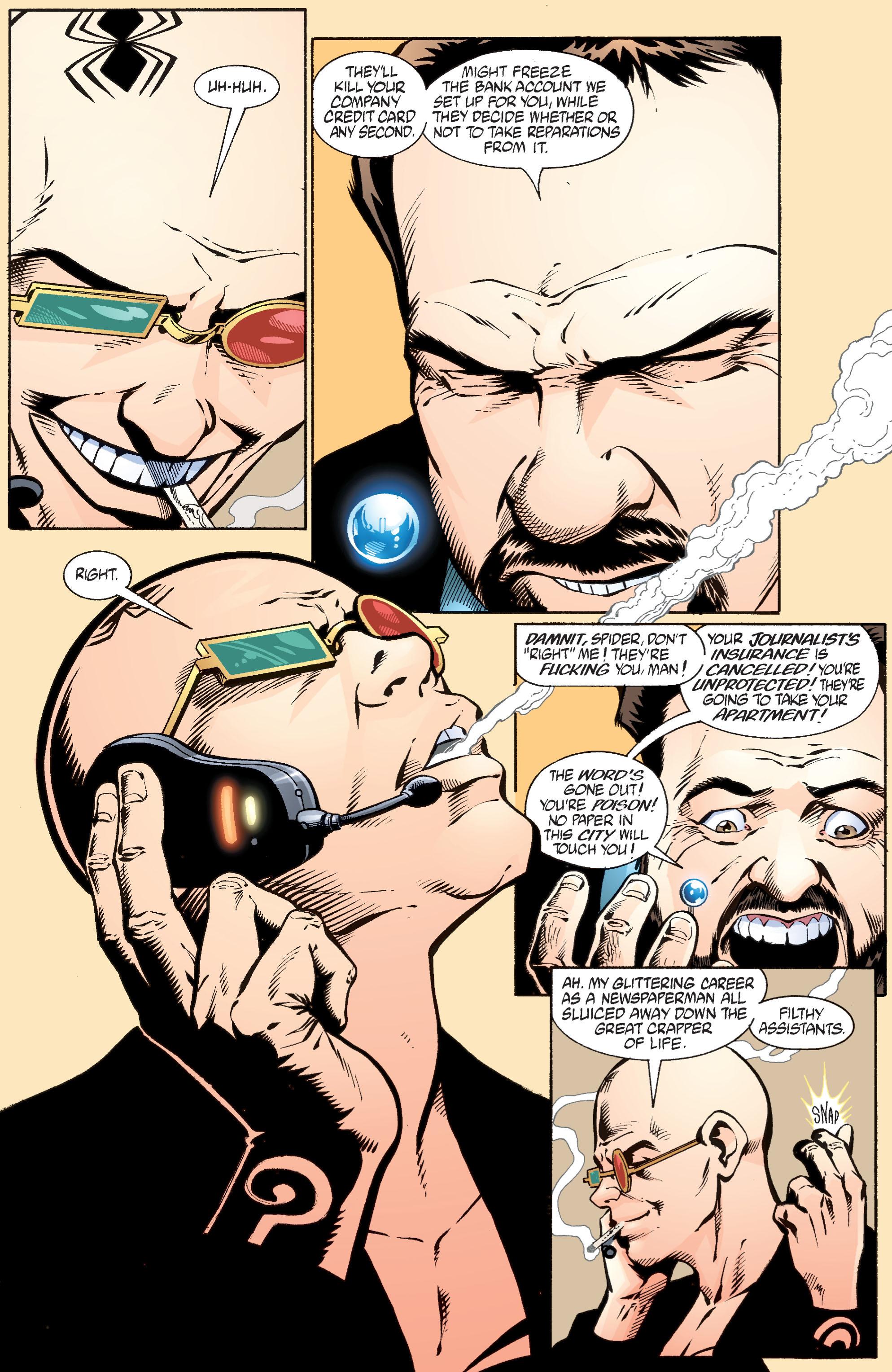 Read online Transmetropolitan comic -  Issue #36 - 19