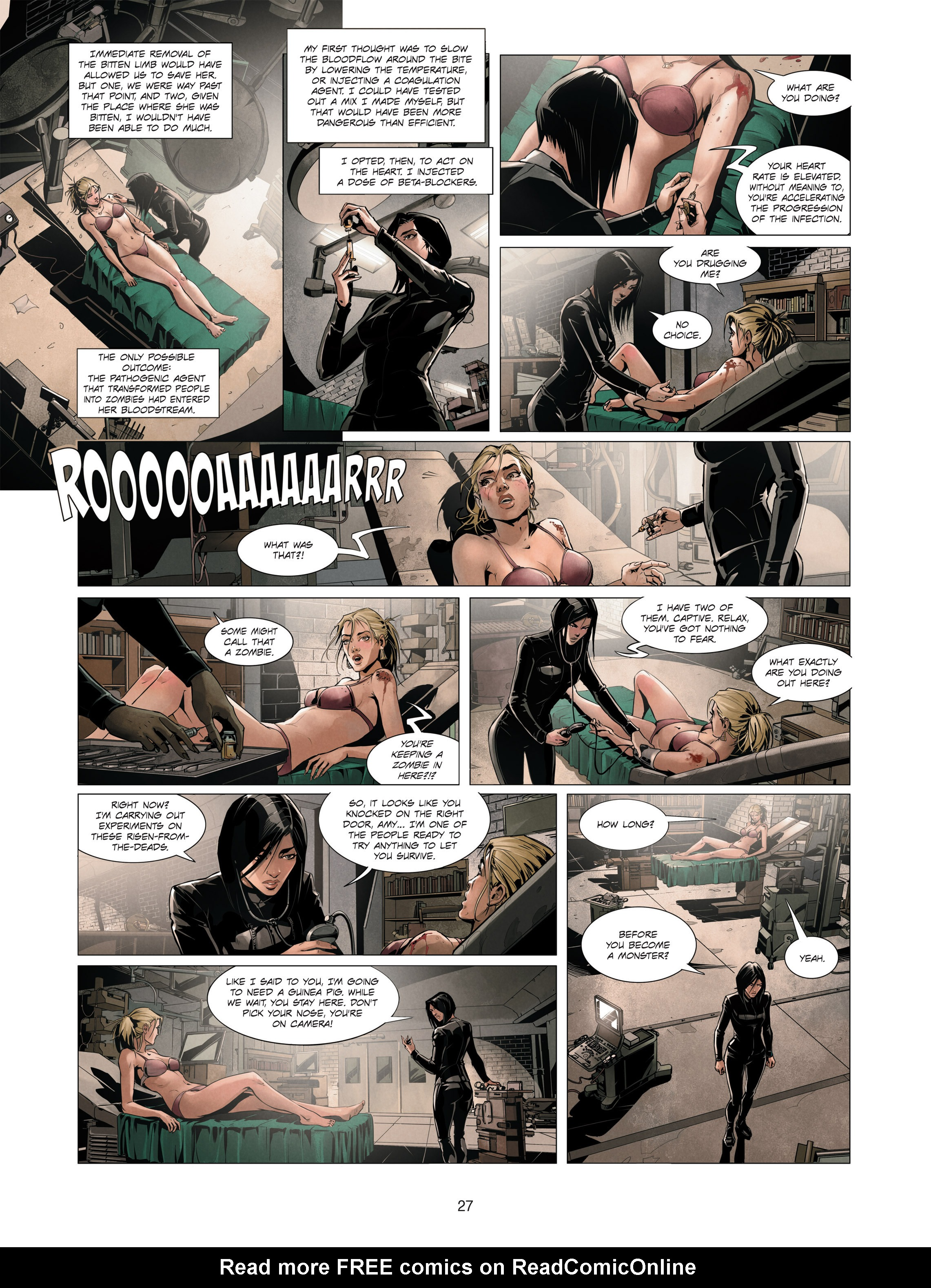 Read online Alice Matheson comic -  Issue #3 - 27