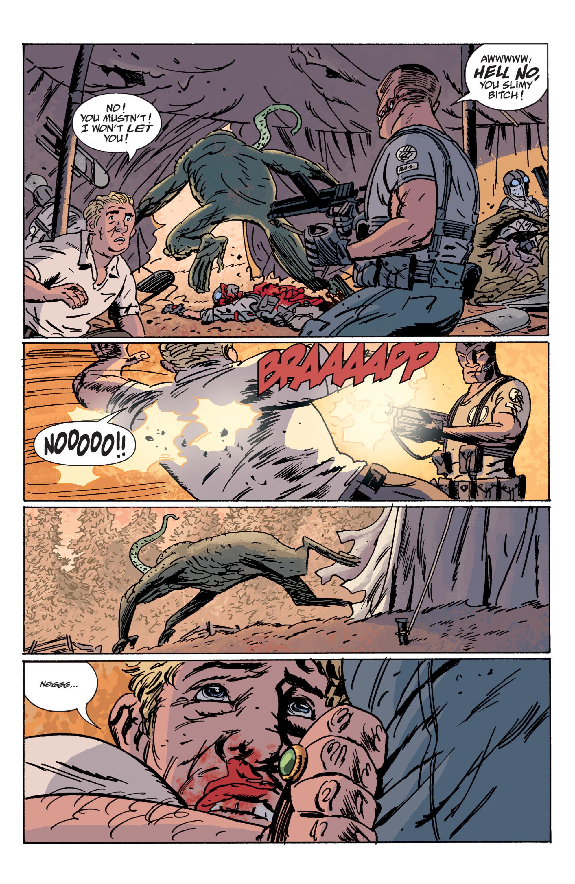 Read online B.P.R.D. (2003) comic -  Issue # TPB 12 - 52