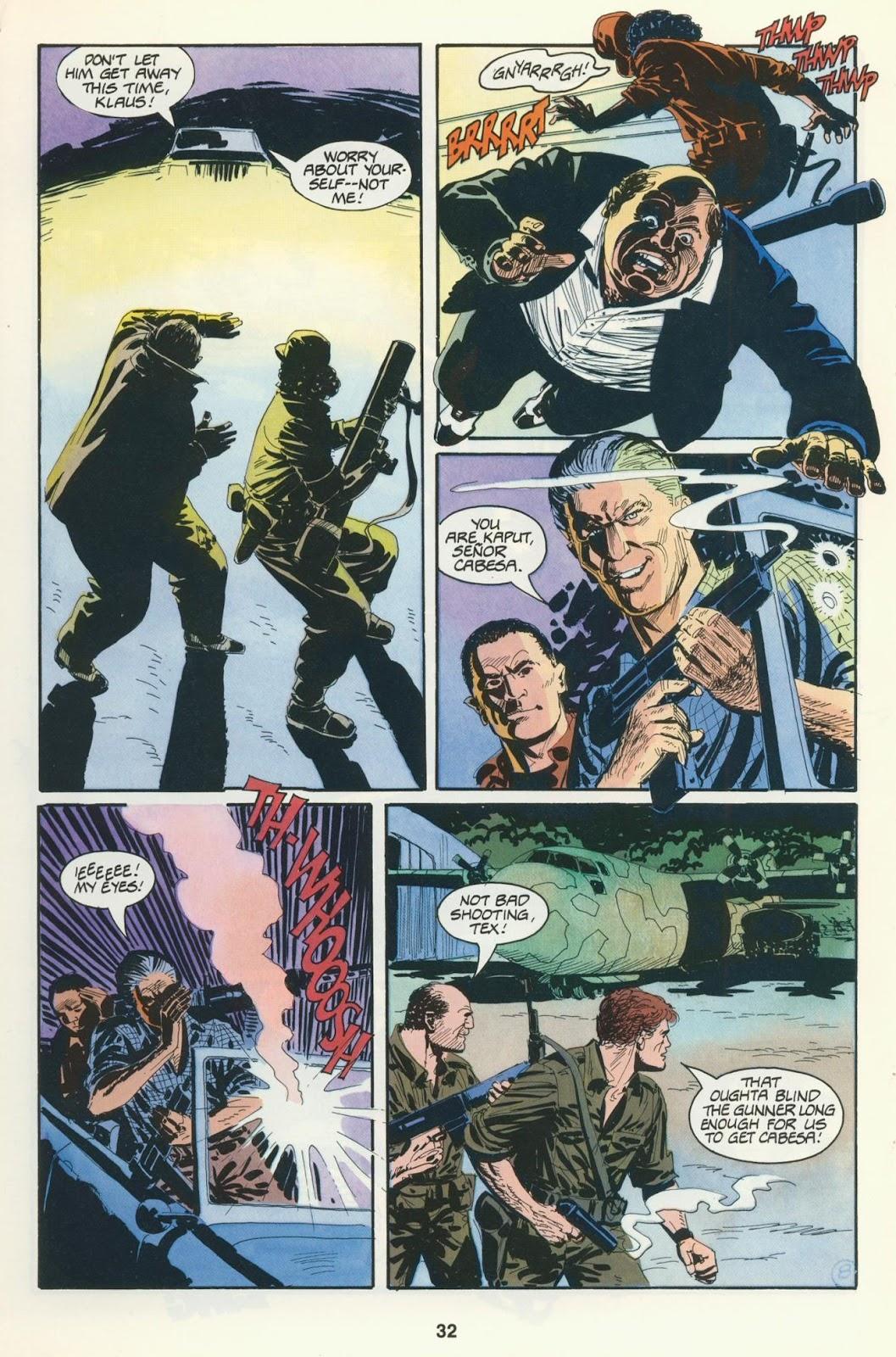 Warhawks issue 4 - Page 34