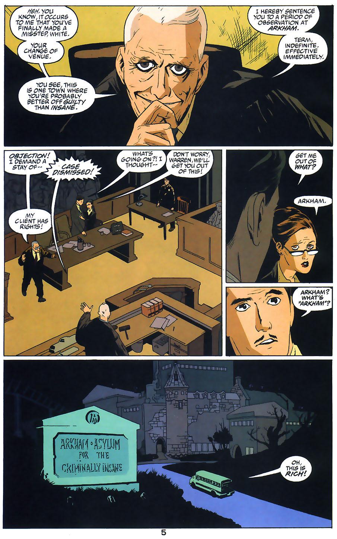 Read online Arkham Asylum: Living Hell comic -  Issue #1 - 7